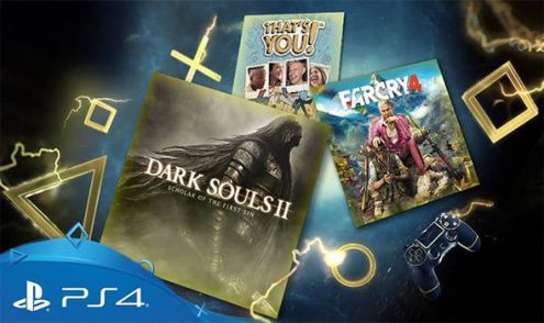PlayStation Plus February 2018 LEAKED   Free PS Plus games REVEALED     PlayStation Plus February 2018 Dark Souls Far Cry