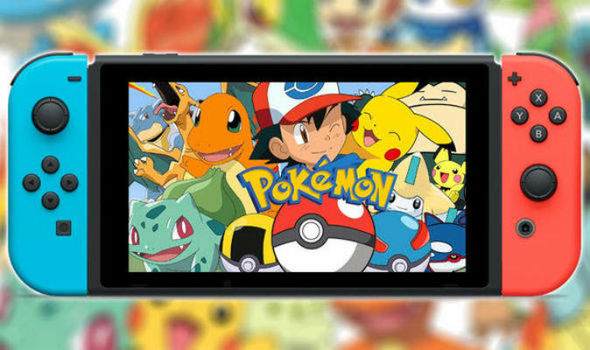 Image result for Pokemon Switch E3