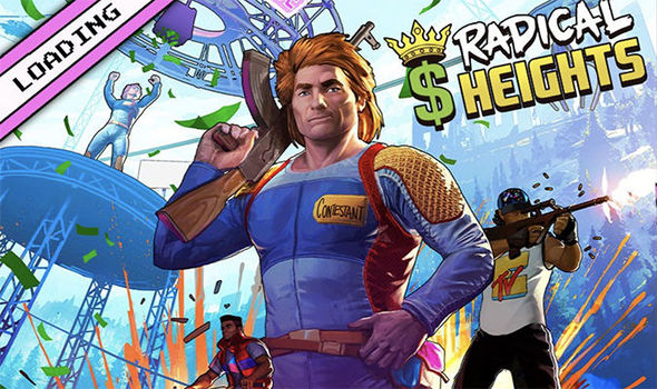Radical Heights Battle Royale