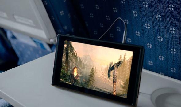 Skyrim Special Edition on Nintendo Switch