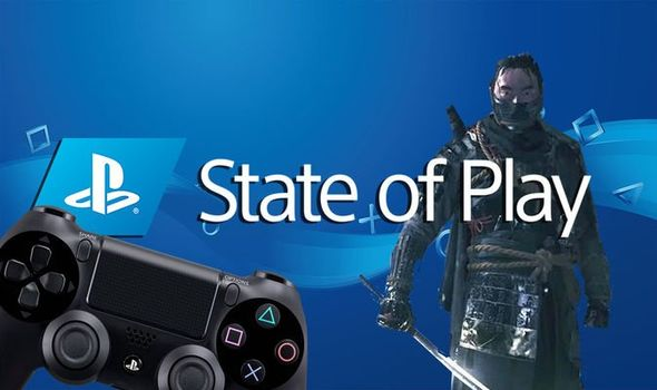 Sony Ps4 State Of Play Live Date And Time For Ghosts Of Tsushima Playstation Bonanza Gaming Entertainment Express Co Uk