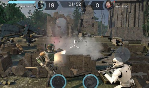 Star Wars games update  Battlefront 2 launching same year as Rivals     Star Wars Rivals is coming to Android and iOS devices
