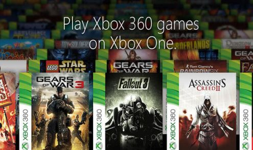 Xbox One Backwards Compatibility games list adds FREE Xbox 360     Xbox One Backwards Compatibility