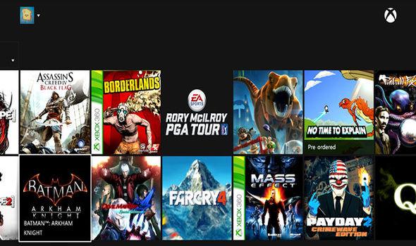 Xbox One Backwards Compatibility list