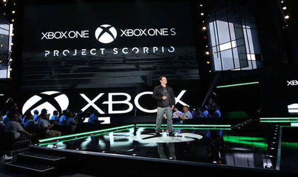 Xbox One Scorpio Project Scorpio price
