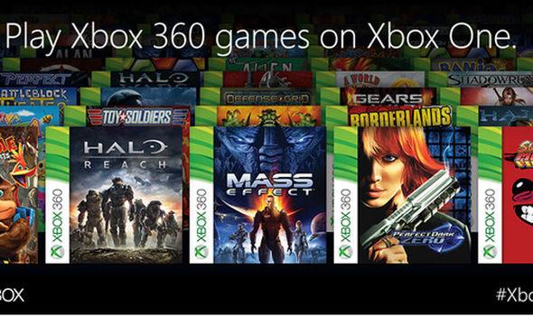 MICROSOFT Xbox One Compatibility Revealed For Xbox 360