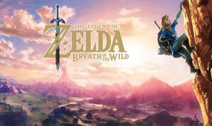 Image result for Breath of the wild