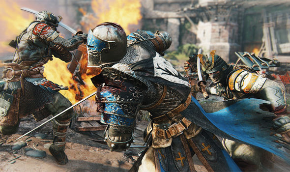The For Honor Open Beta looks to have been leaked