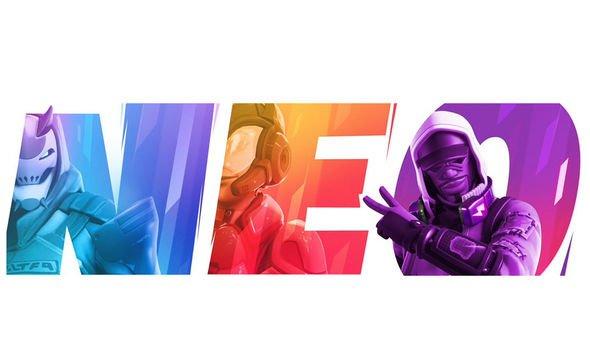 Fortnite NEO teasers