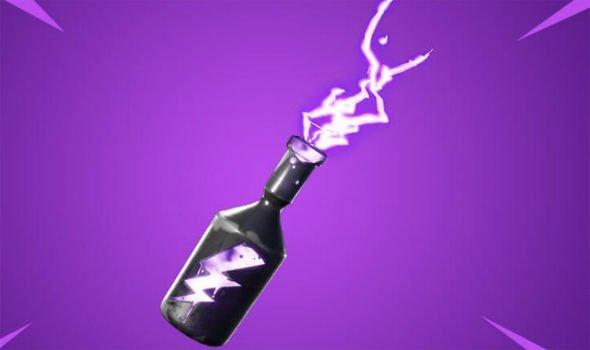 Fortnite Storm Flip item