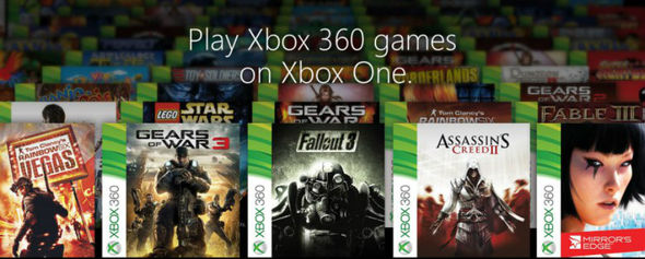 Xbox One Backwards Compatibility has six new games, with new PlayStation Now titles announced