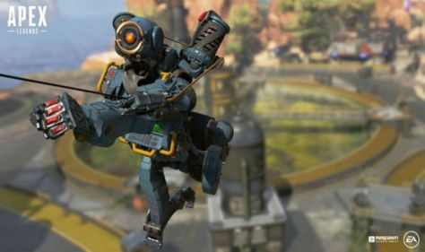 Apex Legends Chaos Theory, Season 8 patch notes, Switch release and Solo queue