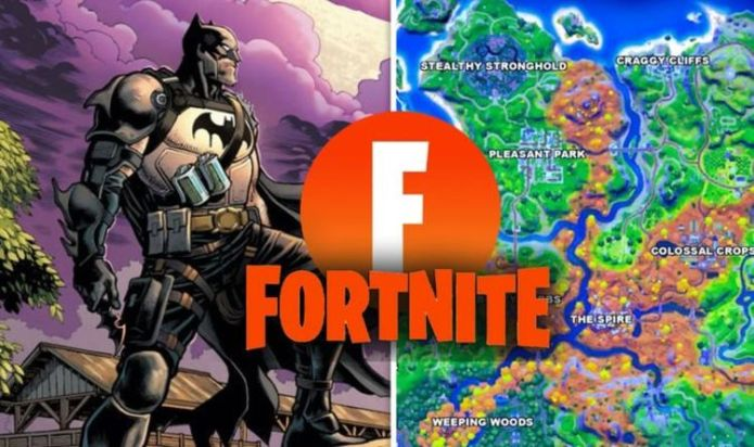 Fortnite Batman LEAKS: New DC skins and map locations revealed for Season 6