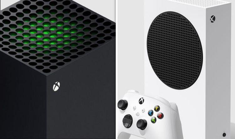 Xbox Series X restock news following big Xbox Series S stock update
