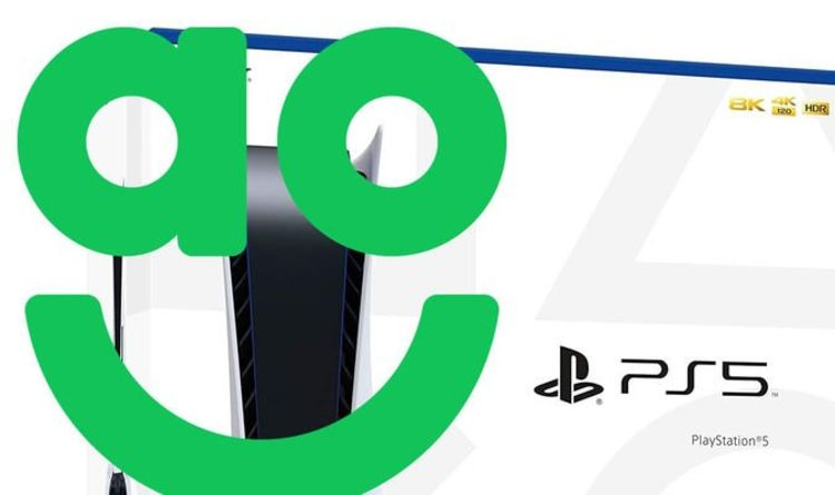 AO PS5 restock TODAY: Disc and Digital PlayStation console bundles available to buy