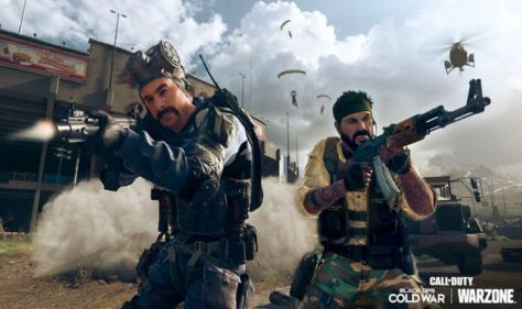 Call of Duty Verdansk 84 Warzone map revealed: Check out the new Battle Royale map
