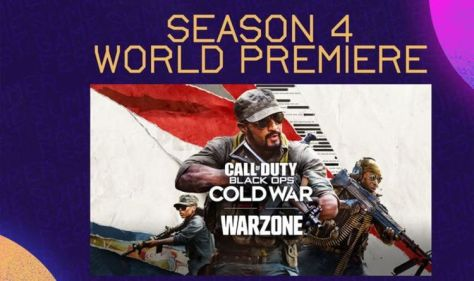Warzone Season 4 reveal time: How to watch Call of Duty Cold War trailer