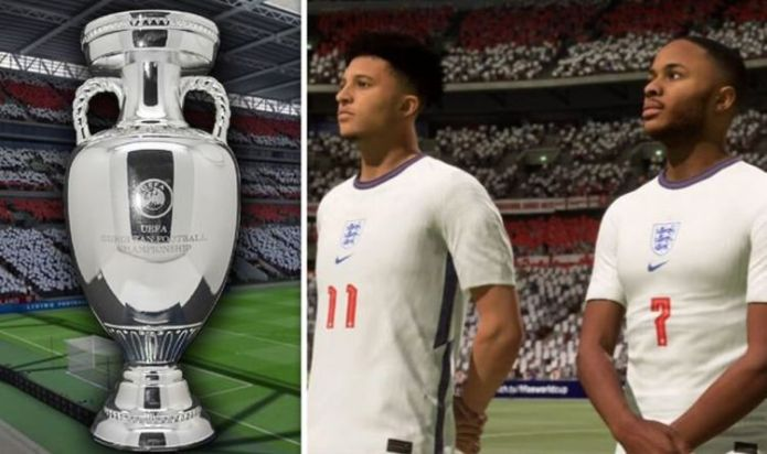 England tipped for Euro 2020 glory by FIFA 21 AND Football Manager
