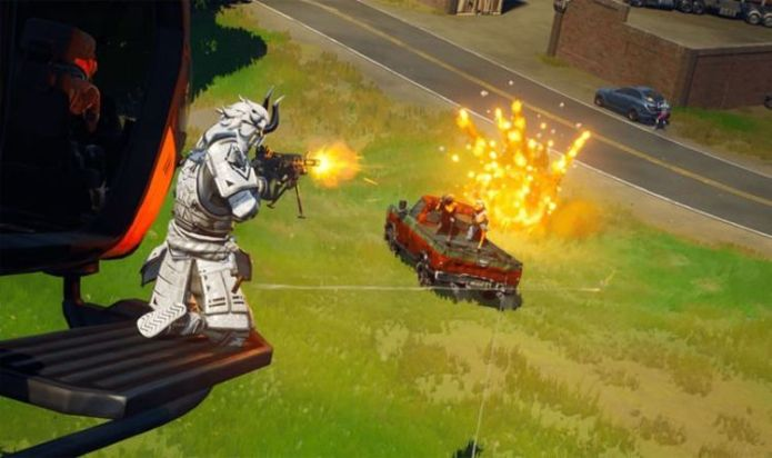 Fortnite downtime today: How long are Fortnite servers down for update 17.10?