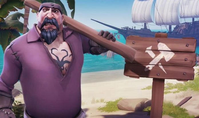 Sea of Thieves server downtime schedule and update 2.2.0.2 patch notes for Xbox