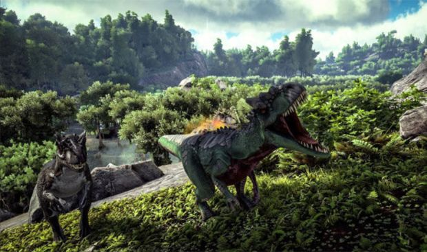 ARK Survival Evolved PS4 and Xbox One: Update LIVE on Microsoft, dated on Sony console