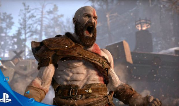 God of War 4 release date set for shock 2017 PS4 launch?