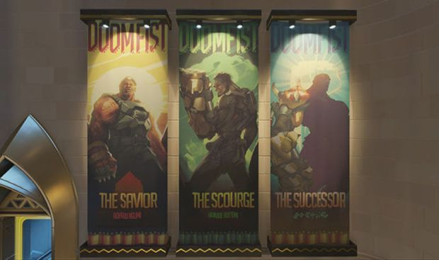Overwatch NEWS: Doomfist on hold as Blizzard teases new HERO