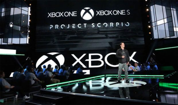 Xbox One news: Microsoft talk Scorpio - Middle-Earth deal and Horizon Zero Dawn PS4 impact