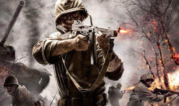 Call of Duty WW2 setting LEAKED: New screens suggest World at War 2 is next for COD