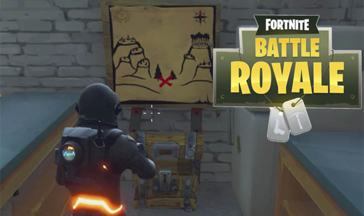 Forbidden Dance Locations In Fortnite Being Joined By NEW