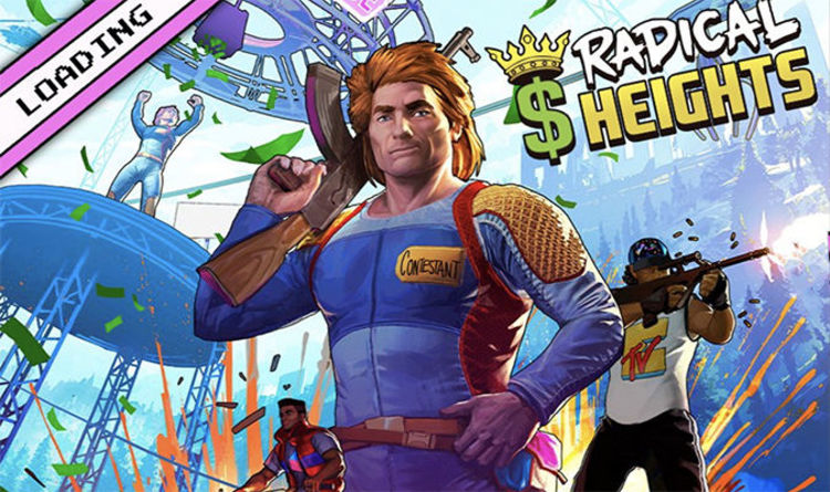 Fortnite Rival Radical Heights Launches With New PS4 Release Date Update Gaming