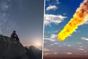 NASA asteroid WARNING: Rock taller than Eiffel Tower could ...