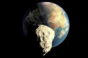 Asteroid news 177foot space rock almost collides with