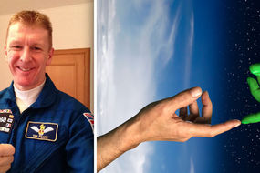 Astronaut breaks silence over notorious space shuttle UFO