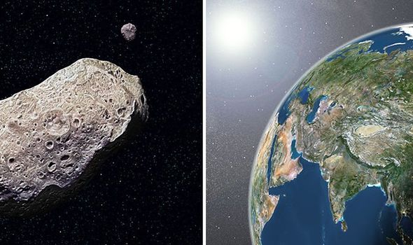 NASA asteroid WARNING: When will asteroid make Earth ...
