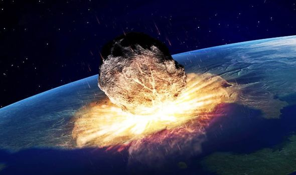 NASA asteroid SHOCK: Space agency admits 'devastating ...