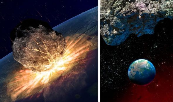 Asteroid DANGER NASA admits it has limited choices to