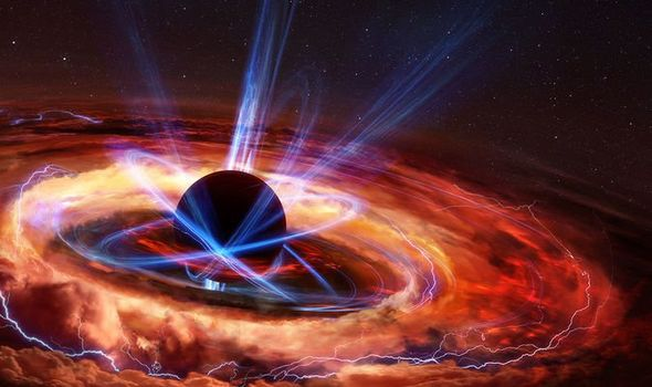 Black holes could pose a problem in the future
