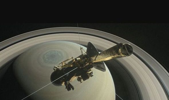 Cassini left the Earth twenty years ago