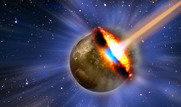 Comet 'bigger than dinosaur killer could destroy Earth by ...