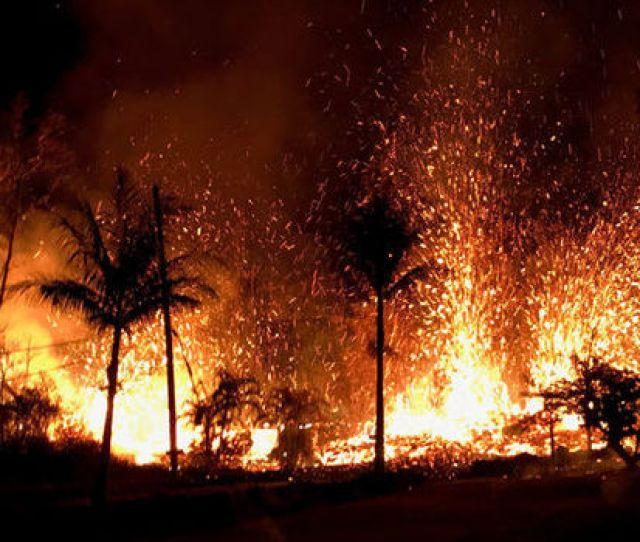 Hawaii Volcano Pictures