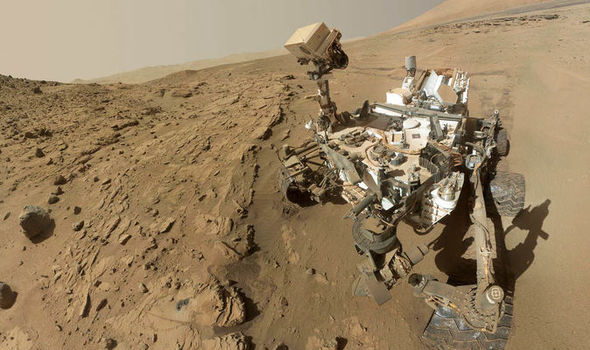 NASA Mars 2018 LIVE: NASA unveils organic findings of life ...