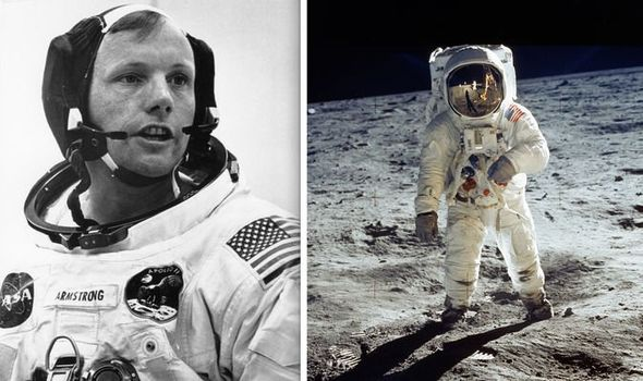 NASA Moon landing: THIS is what Neil Armstrong saw on the ...