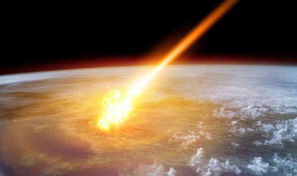 NASA asteroid DANGER: A 2,700 MEGATON asteroid might hit ...