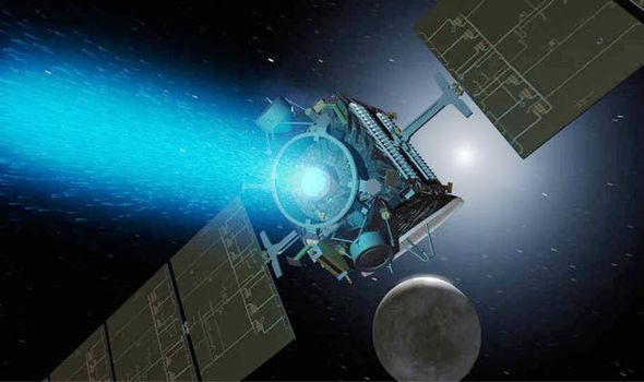 NASA news Dawn spacecraft has MONTHS left after 11year