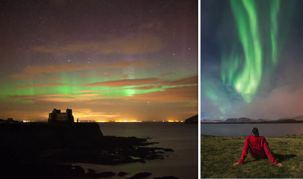 Best Time See Northern Lights Scotland