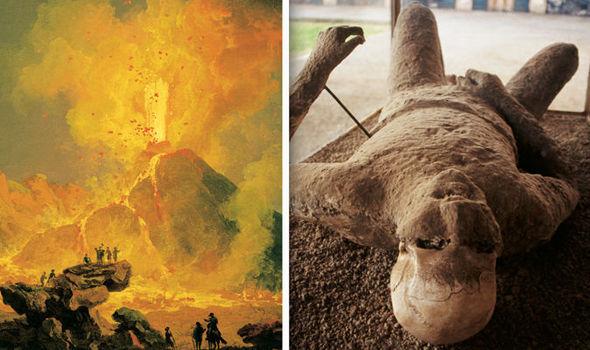 Pompeii 2 Supervolcano Time That Could Explode