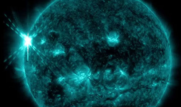 GPS and satellite systems could fail after Sun zaps Earth