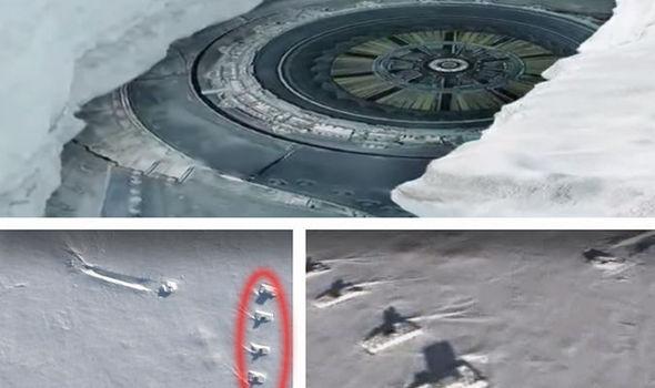 A fake CGI image of the