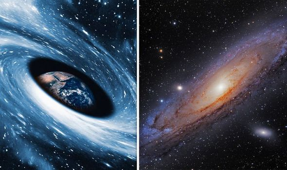 Black hole Armageddon: Earth could be DEVOURED by 'rogue ...